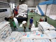 Disminuye reserva filipina de arroz en enero