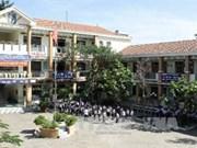 Apoyo alemán a construcción de escuelas en Quang Nam