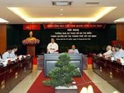 Examinan proyecto de Poder Urbano de Ciudad Ho Chi Minh