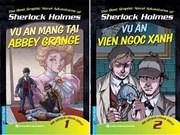 Presentan en Vietnam cómic sobre aventuras de Sherlock Homes