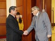 Comunistas vietnamitas y franceses consolidan amistad