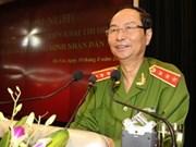 Fallece viceministro vietnamita de Seguridad Pública