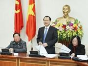 Vietnam revisa políticas sobre reducción sostenible de pobreza