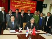 Empresa sudcoreana construye fábrica de cámaras de celulares en Vietnam
