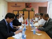 VN y Cuba colaboran en telecomunicación
