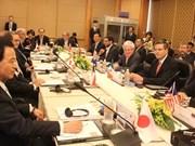 Ministros inician debates sobre TPP en Singapur
