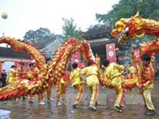 Programa primaveral en honor a cultura vietnamita