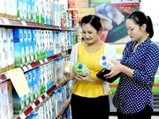 Ligero aumento de precios en febrero en Vietnam