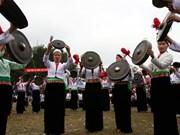 Provincia altiplana introduce arte de gongs en escuelas