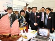 Abre sus puertas mayor exhibición de la industria naval de Vietnam