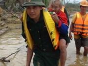 Experiencias vietnamitas en adaptación a cambios climáticos