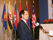 Países de ASEAN discuten asuntos económicos