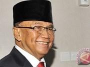 Jefe parlamentario de Indonesia visita Vietnam