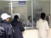 Quang Tri logra éxitos en tratamiento con metadona a drogadictos