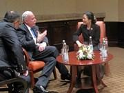Vietnam apoya la justa lucha del pueblo palestino