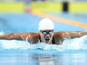 Nadadora vietnamita gana tres oros en torneo de Florida