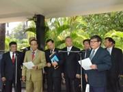Cambodia: Primera sesión de Comité mixto CPP-CNRP