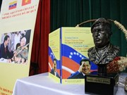 Publican libro sobre pensamiento de Chavez