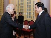 Estrechan cooperación Vietnam y Japón en salud pública