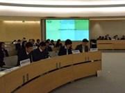 Vietnam confirma compromisos de ASEAN con derechos humanos