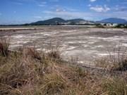 Detectan nuevas áreas contaminadas por dioxina en aeropuerto vietnamita
