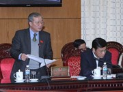 Comité parlamentario analiza ley de inmigración