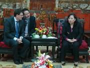Cooperan Hanoi y Berlín en formación laboral in situ