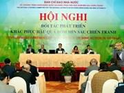 Vietnam empeñado por superar secuelas de bombas y minas
