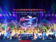 Promueven semana cultural por aniversario de victoria Dien Bien Phu
