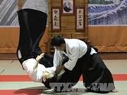 Actuaciones de Aikido profundan relaciones Vietnam-Japón