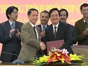 VNA y Universidad Nacional de Hanoi firman programa de cooperación