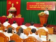 Premier urge a ayudar a productores de arroz