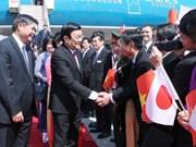 Presidente afirma interés vietnamita por agricultura japonesa