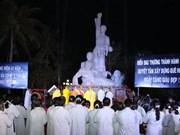 Conmemoran aniversario 46 de masacre de My Lai