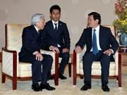 Vietnam prioriza relaciones con Japón, afirma Presidente
