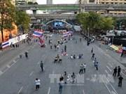 Gobierno interino tailandés levanta el estado de emergencia