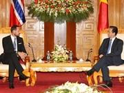 Vietnam profundiza cooperación con Noruega