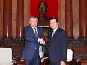 Petróleo, sector clave de cooperación Vietnam-Rusia
