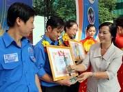 Premier vietnamita urge promoción del rol de jóvenes