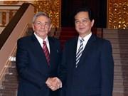 Visita de premier vietnamita consolida nexos con Cuba y Haití