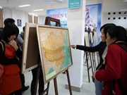 Exhiben evidencias sobre soberanía vietnamita en Hoang Sa