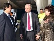 Vietnam empeñado en la seguridad nuclear