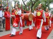 Organizarán en abril festival del Templo de los Reyes Hung