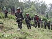 Provincia vietnamita trabaja en remoción de bombas