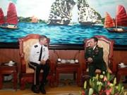 Vietnam y Estados Unidos impulsan cooperación en defensa
