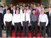 Presidente examina proyecto universitario Vietnam- Japón