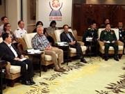 Luchan ASEAN y EE.UU. contra desafíos no convencionales