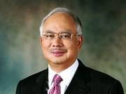 Premier de Malasia inicia visita a Vietnam