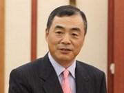 Entrega Vietnam sello conmemorativo al embajador chino