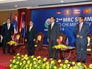 Países de Mekong abogan por uso sostenible de recursos hídricos